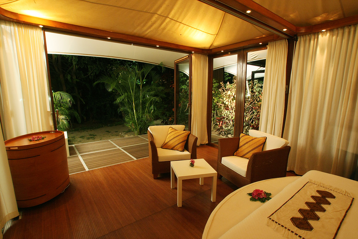 The Fiji Orchid Accommodation